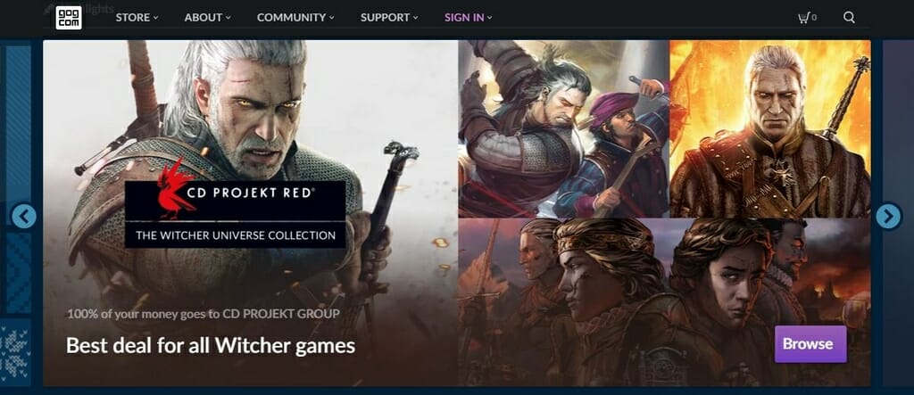 how to turn gog into the perfect gaming platform 3 - Play Russian Steam Games Without Vpn