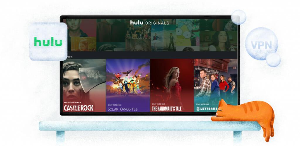 Hulu originele films en series