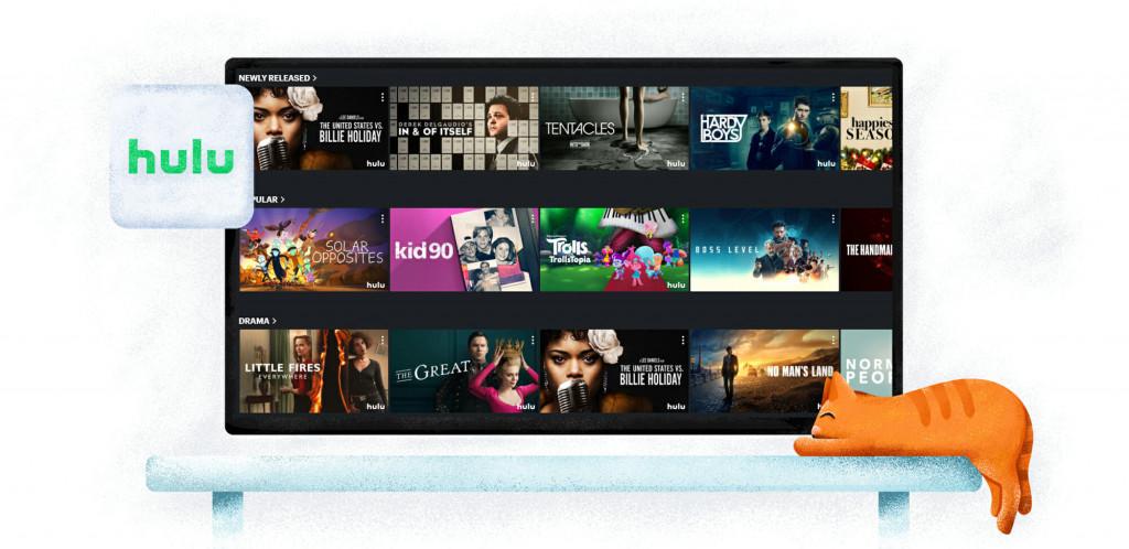 Hulu Original-Serien
