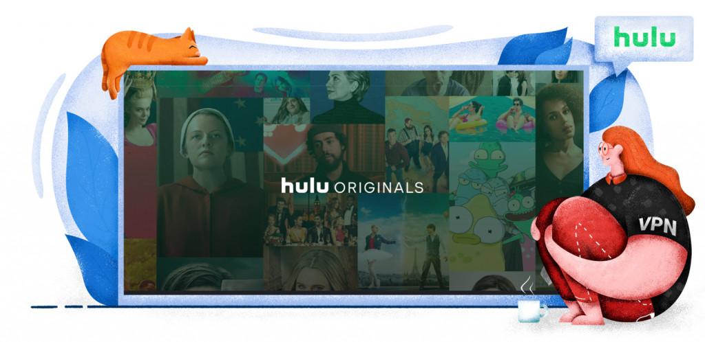 Serie e film originali in streaming su Hulu