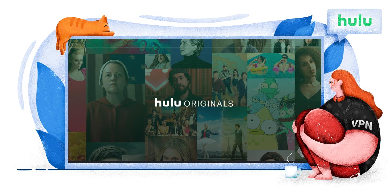 Platforma streamingowa Hulu