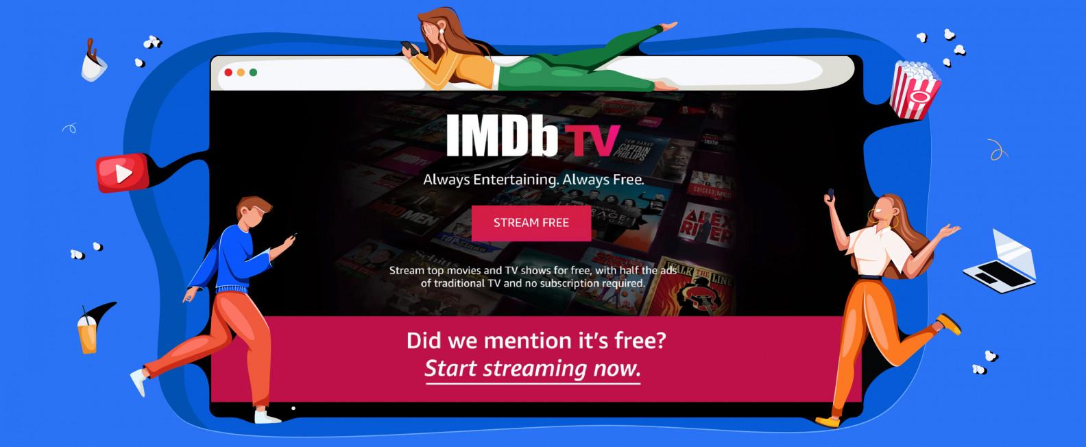Hoe kun je IMDB TV kijken in Nederland?