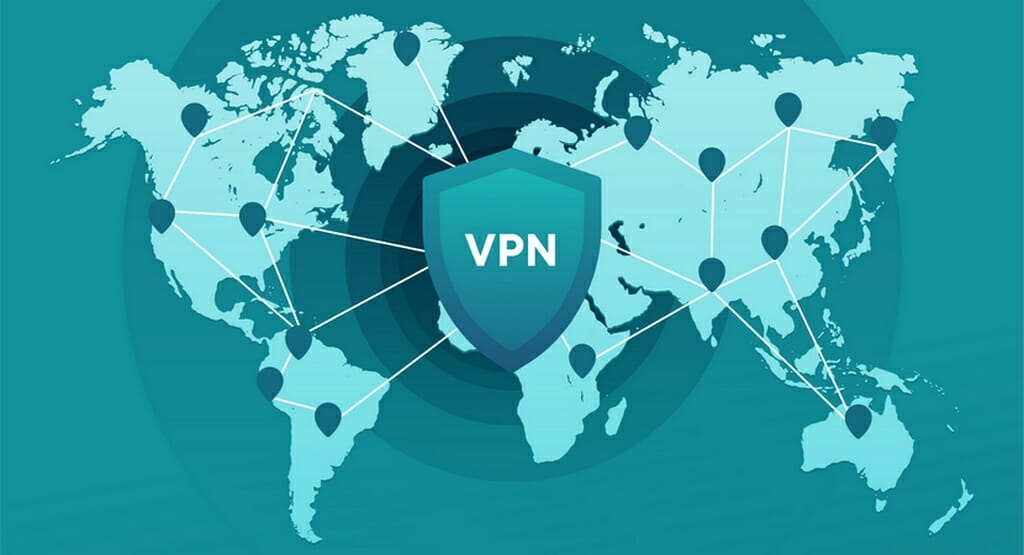 Zmiana adresu IP za pomocą sieci VPN