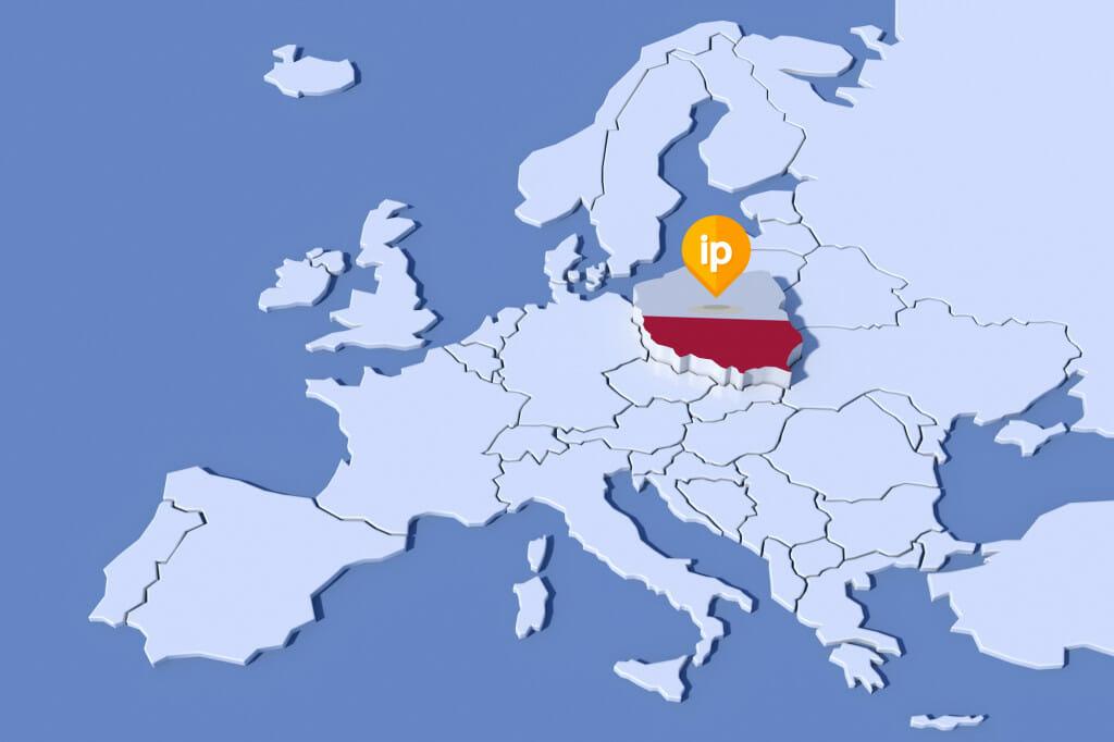 Polskie IP z dowolnego miejsca
