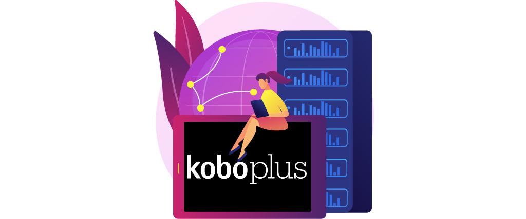 Lezen en downloaden met Kobo Plus