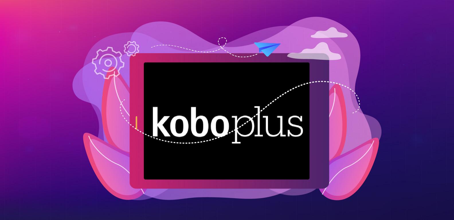 Kobo Plus in het buitenland gebruiken
