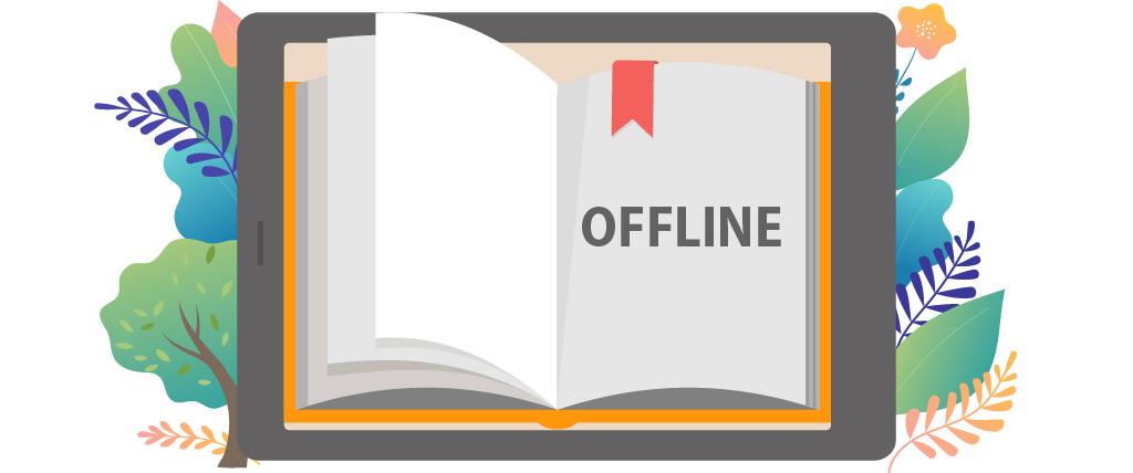 Kobo Plus boeken kunnen buitenland offline gelezen worden