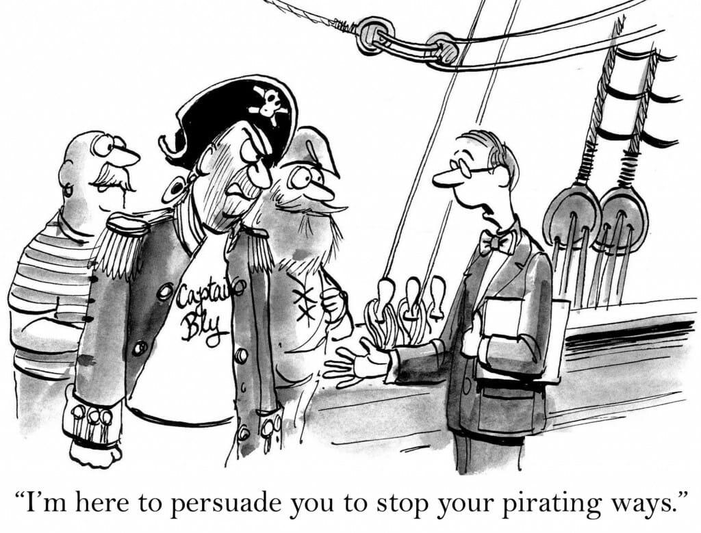 Scaricare da the Pirate Bay
