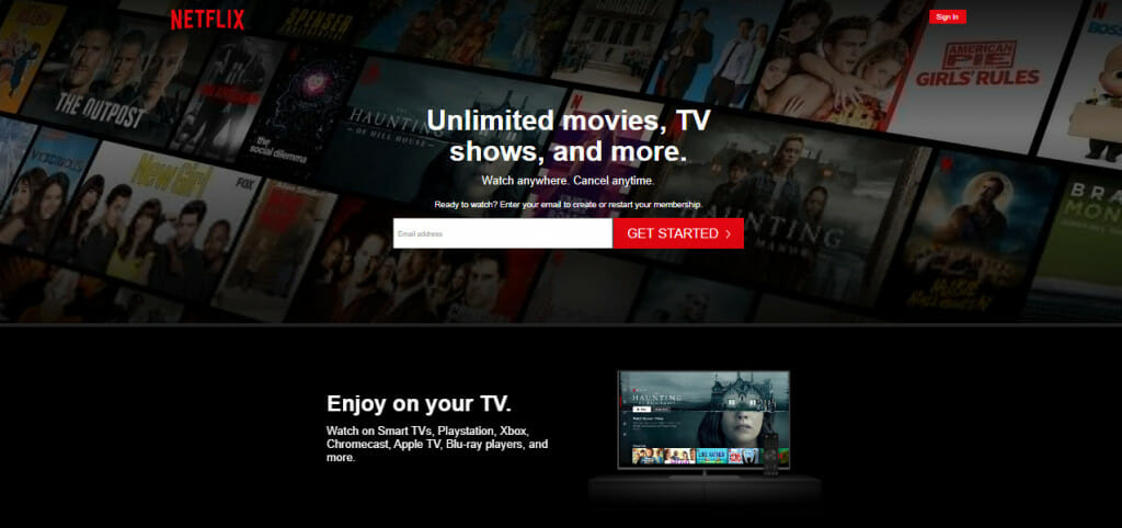 Come vedere Netflix USA in Italia