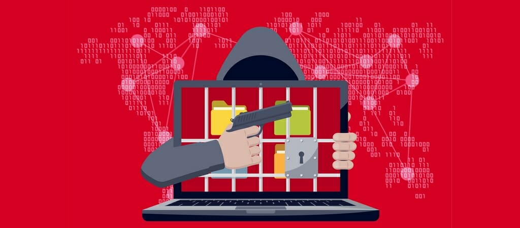 Ransomware is still a very real threat