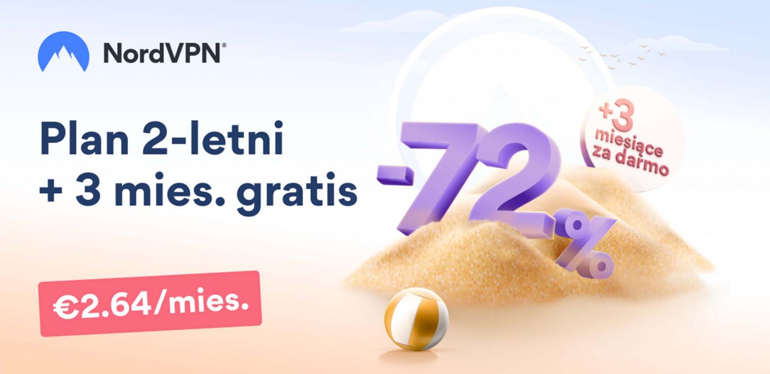 NordVPN summer deal Poland