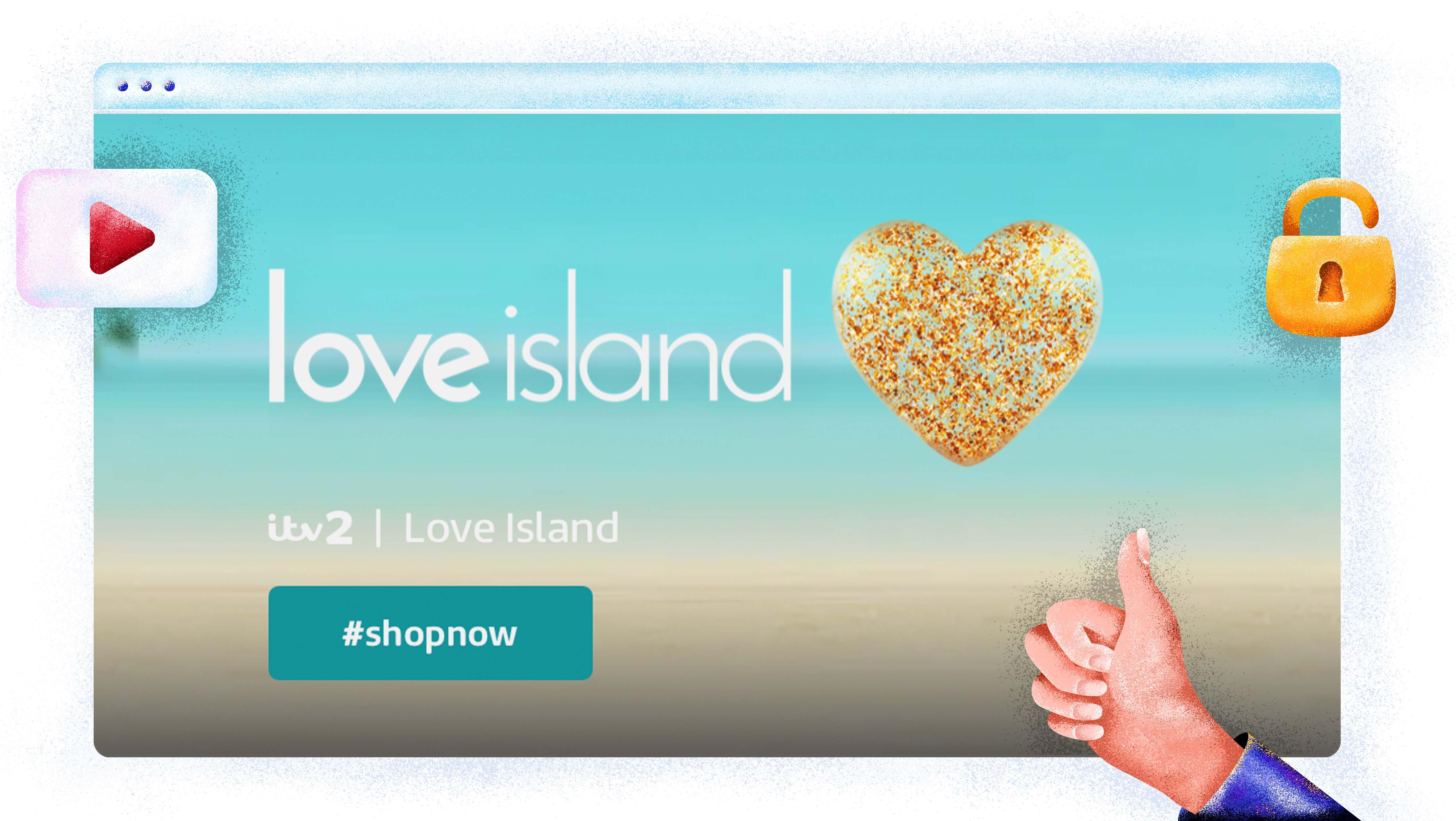 Oglądaj Love Island z ITV Hub