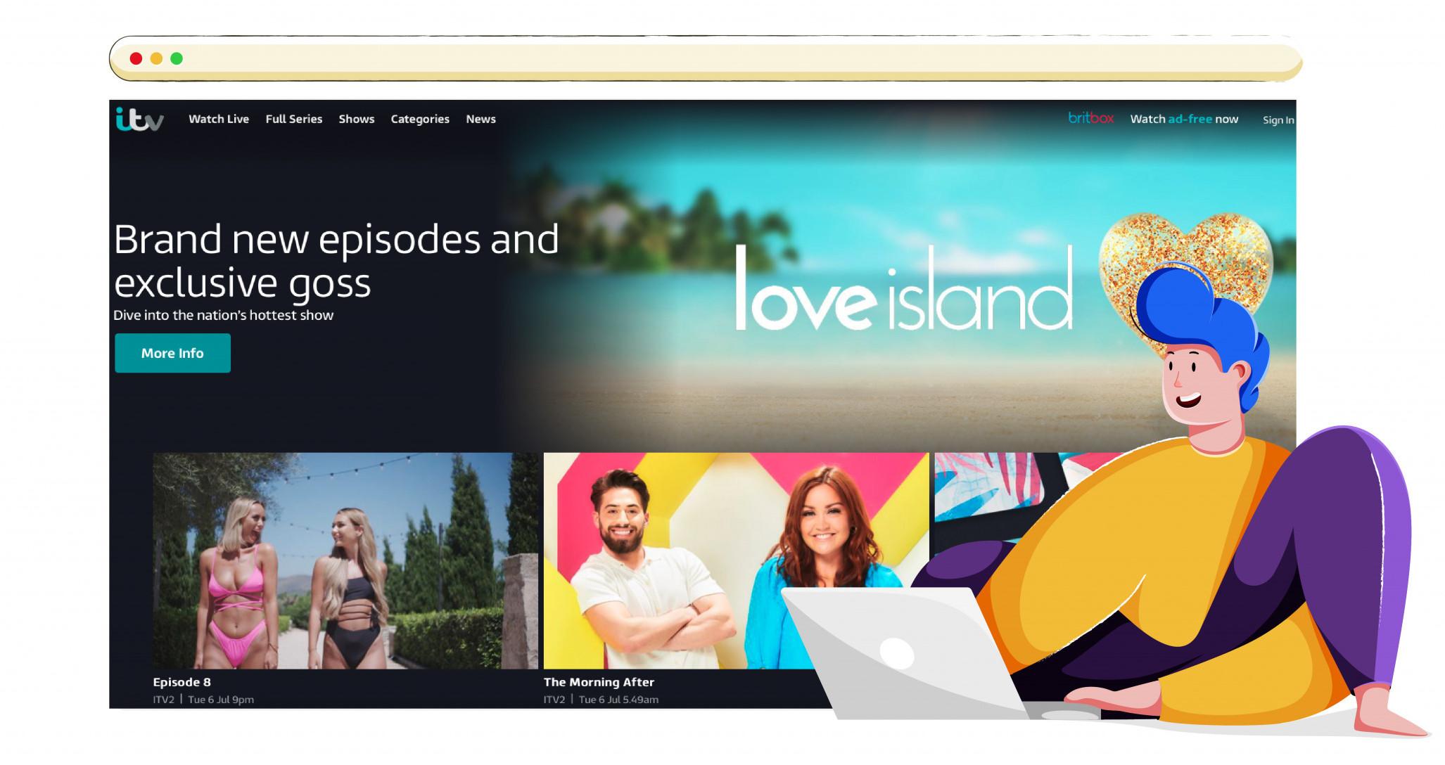 De nieuwe seizoen van Love Island