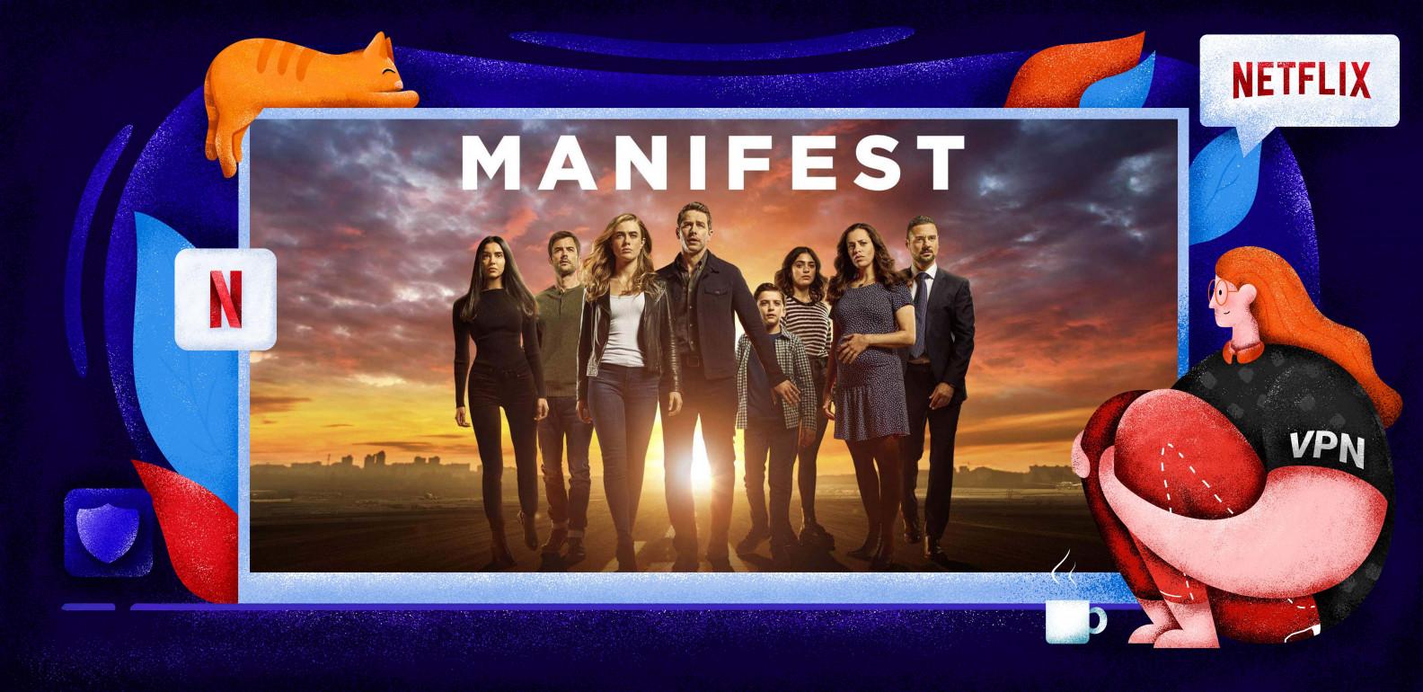 Manifest Netflix in Nederland kijken