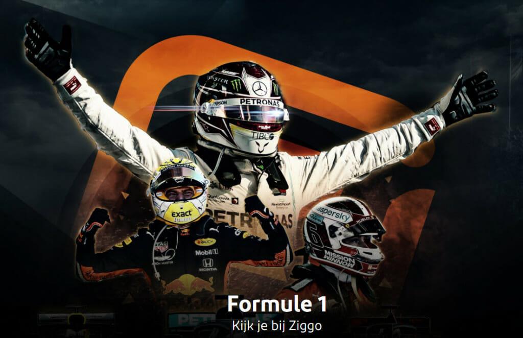 Formule 1 Ziggo