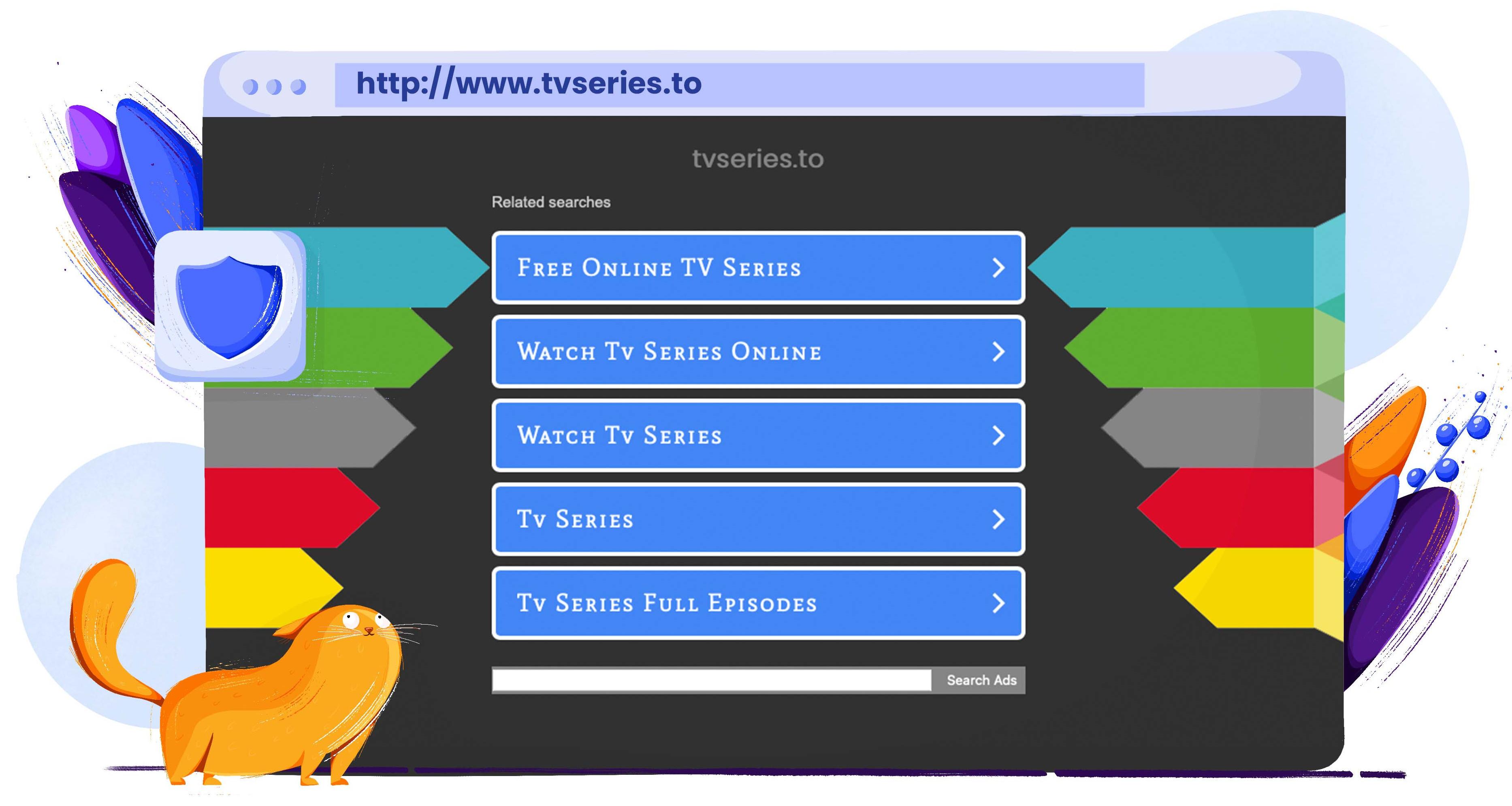 Használja TVSeries alternatívájaként Putlocker a stream TV-műsorok
