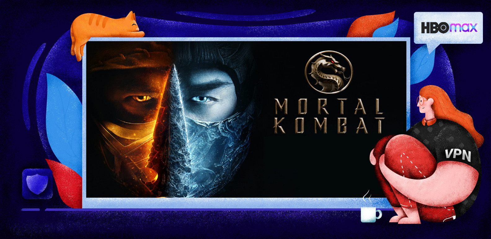 Mortal Kombat in Deutschland schauen