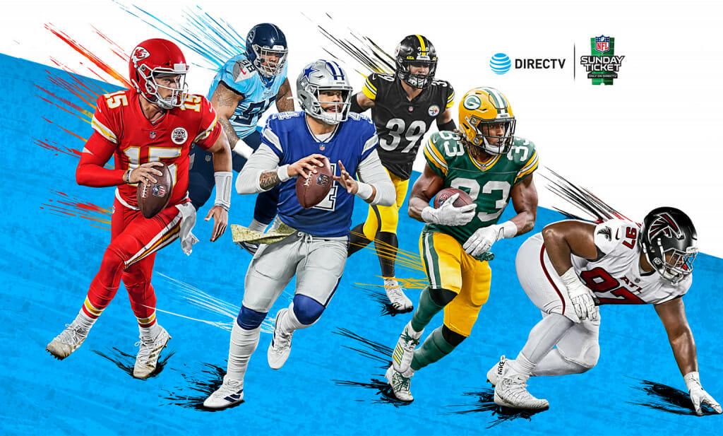 Nézze meg az NFL-t a DIrectV-n