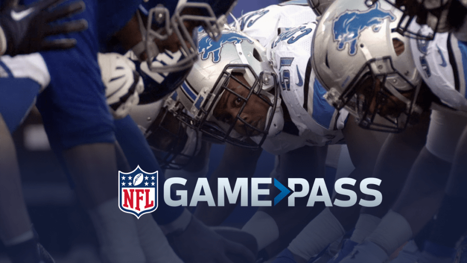 NFL streaming GamePass 2020