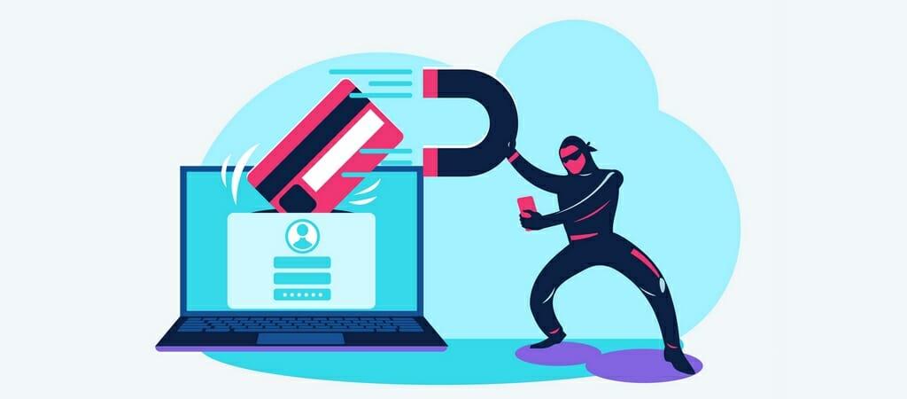 Kradzież informacji finansowych