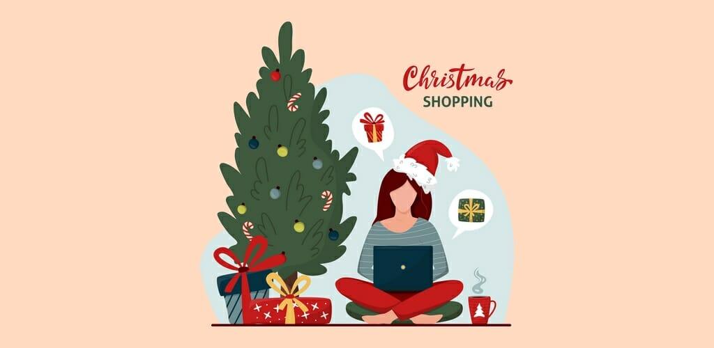 Zakupy internetowe na Boże Narodzenie