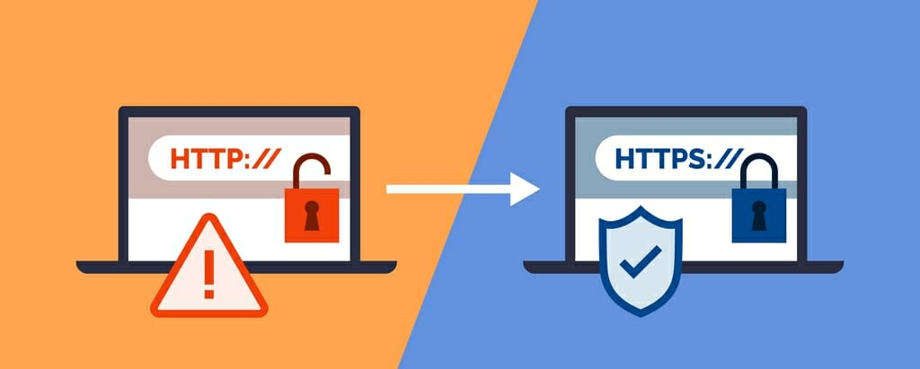 Confronto protocollo HTTP e protocollo HTTPS
