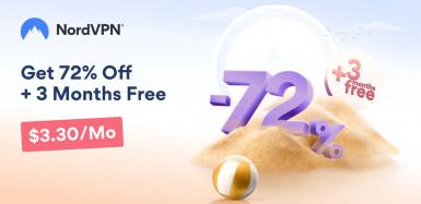 NordVPN summer deal
