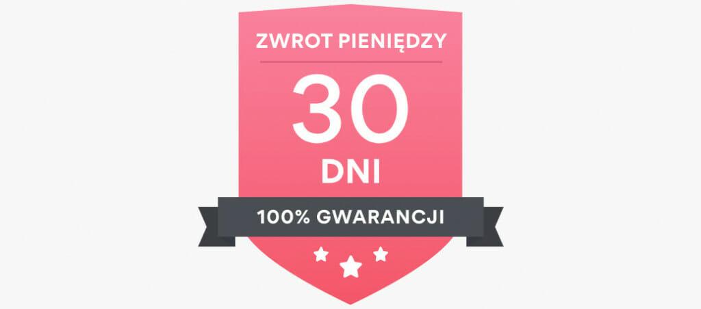 NordVPN 30-dniowa gwarancja zwrotu pieniędzy