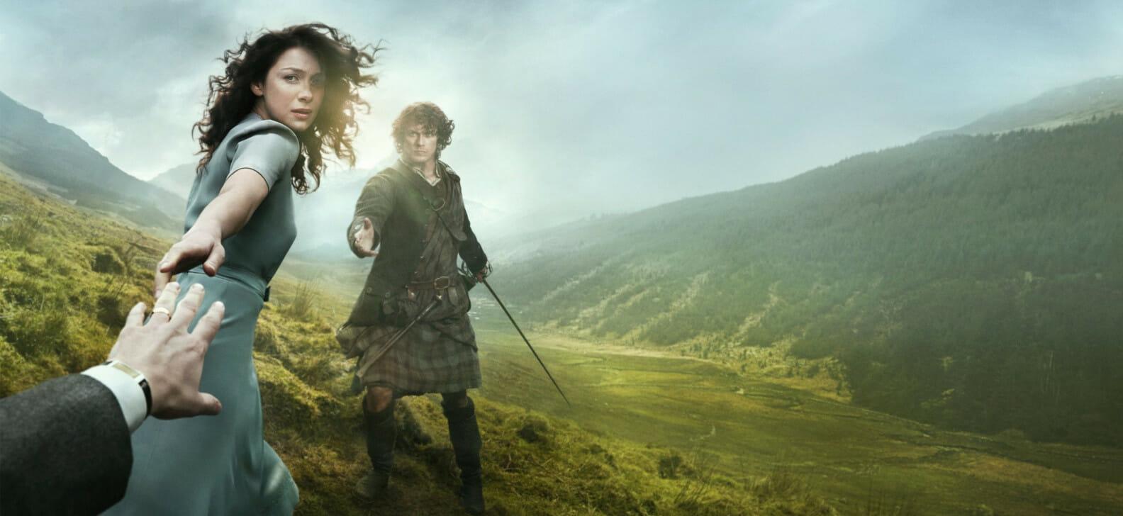 Come guardare The Outlander su Netflix