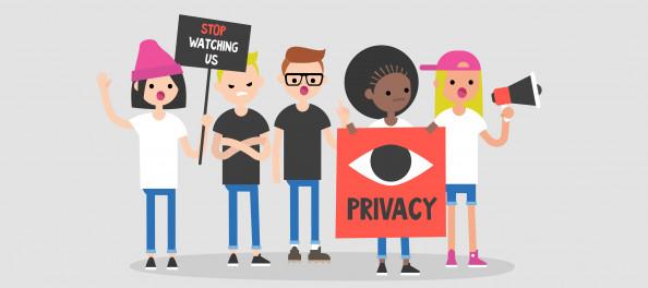 Privacyrechten in Nederlands