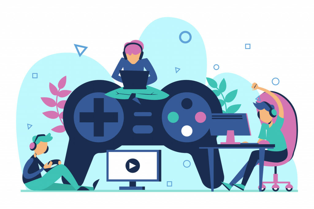 Unlimited gaming with a VPN