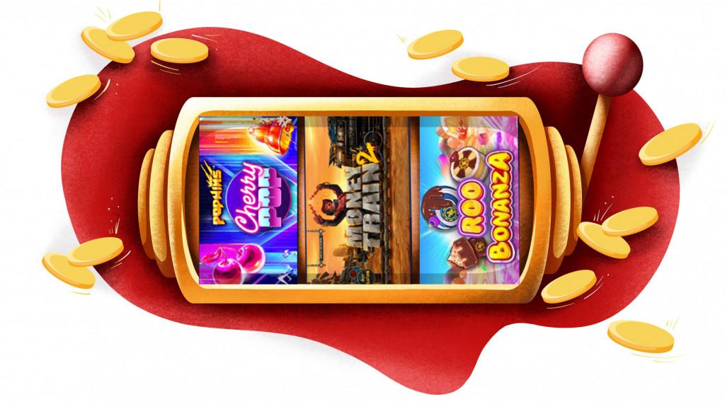 Gokkast spelletjes op Roobet