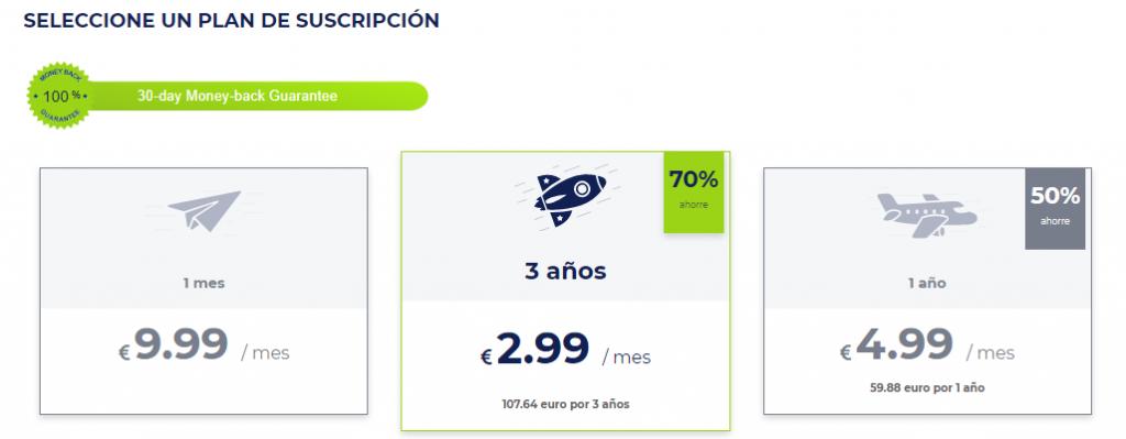 rusVPN price