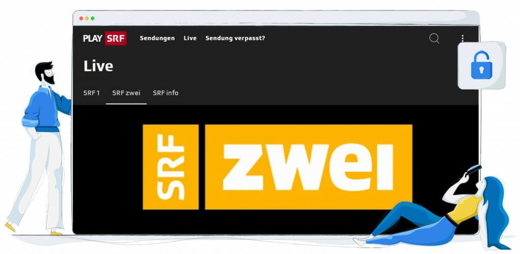 Schweizer Fernsehen SRF 2