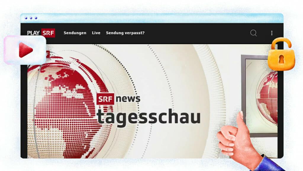 Schweizer Fernsehen SRF Info