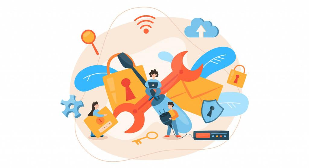Ein gutes VPN muss leicht konfigurierbar sein