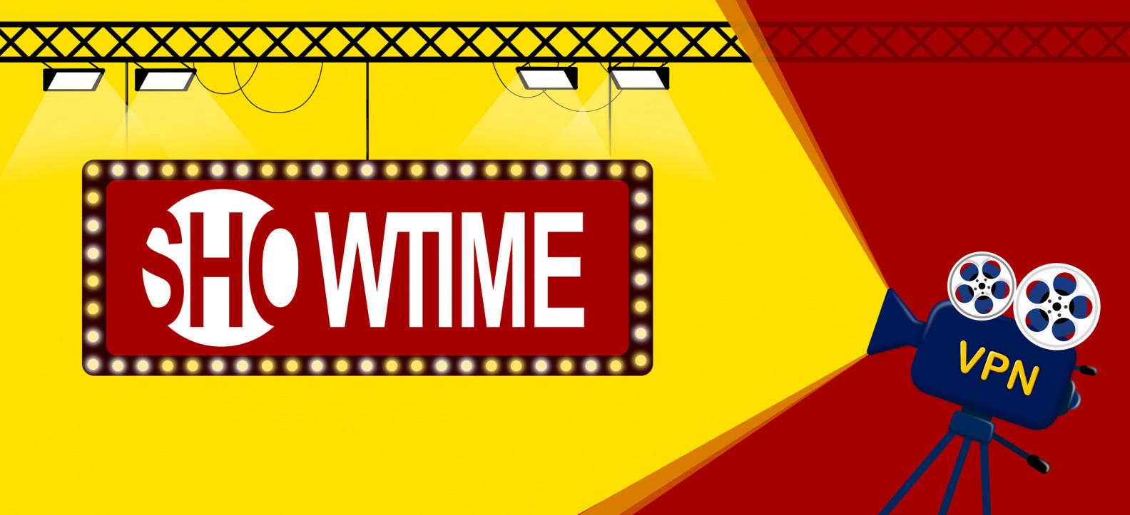 Hoe kun je Showtime in Nederland krijgen?
