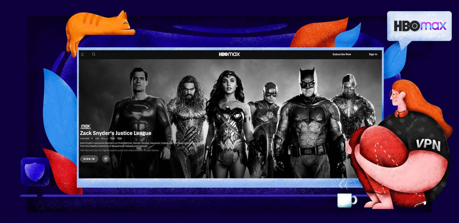 Hoe kijk ik 'Justice League: The Snyder Cut' in Nederland?