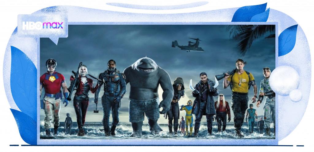 Suicide Squad 2 cast members