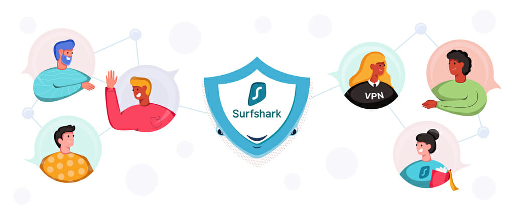 Surfshark for torrenting