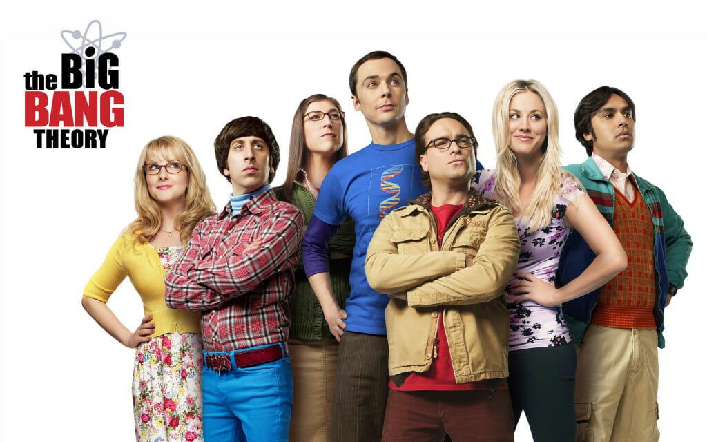 Ottieni The Big Bang Theory su Netflix in Italia