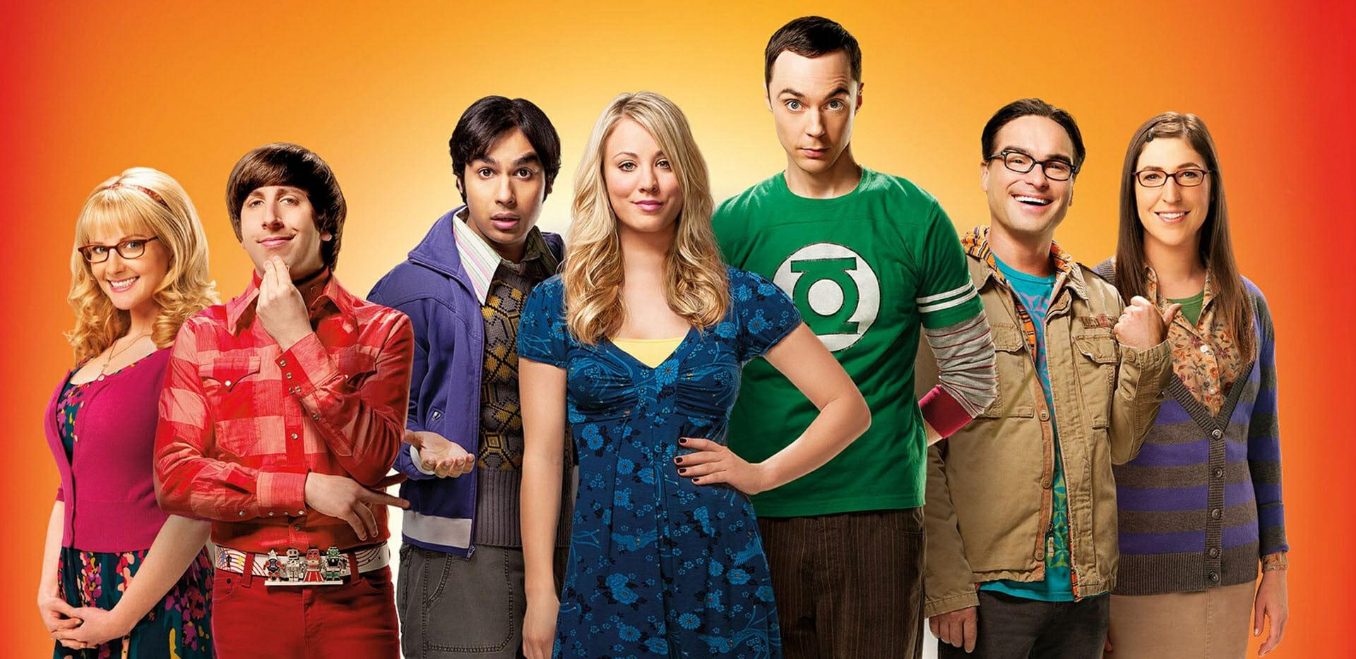 Big Bang Theory in Italia