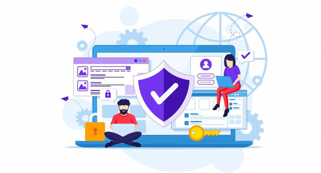NordVPN encrypts your device's traffic