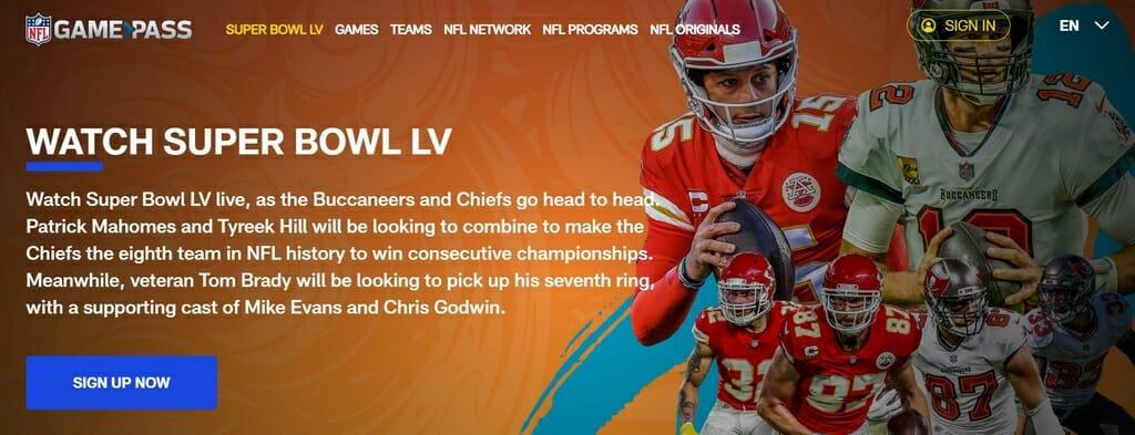 Super Bowl Pass oficjalna opcja