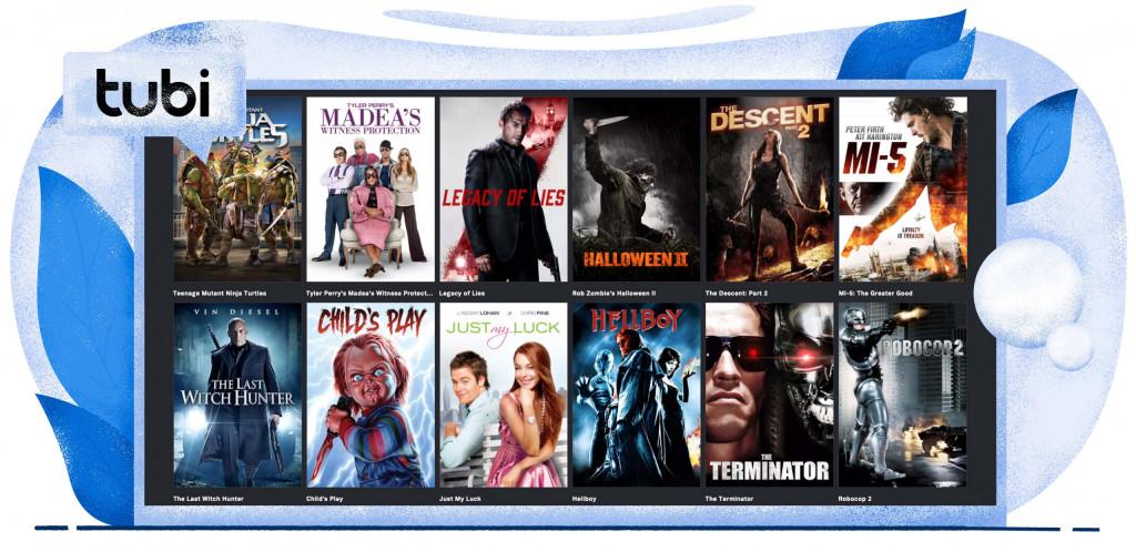 Tubi TV streamt klassieke films