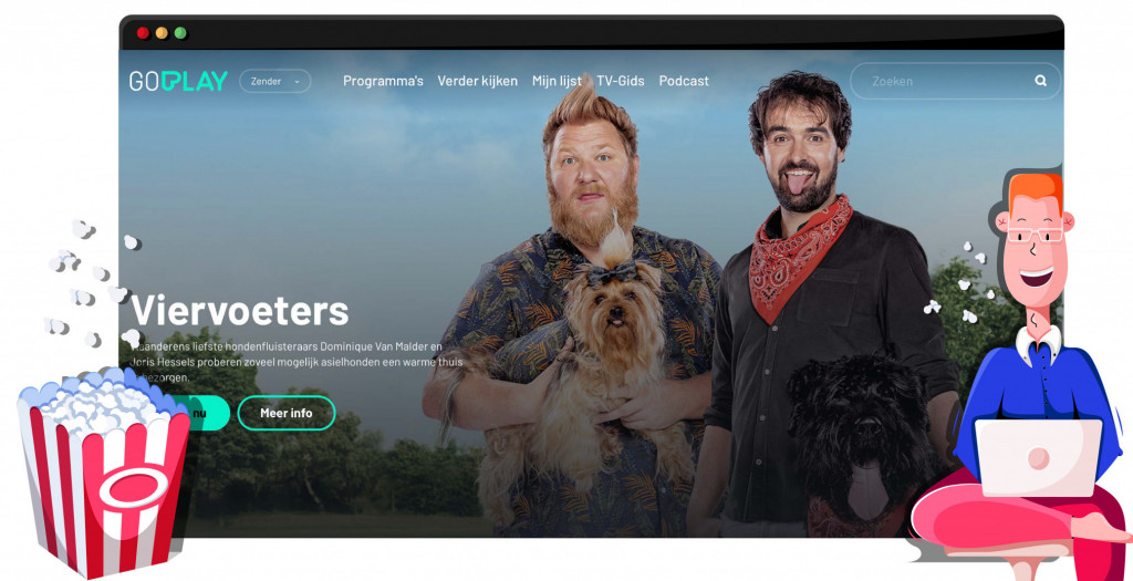 Reality TV-programma's op Play4