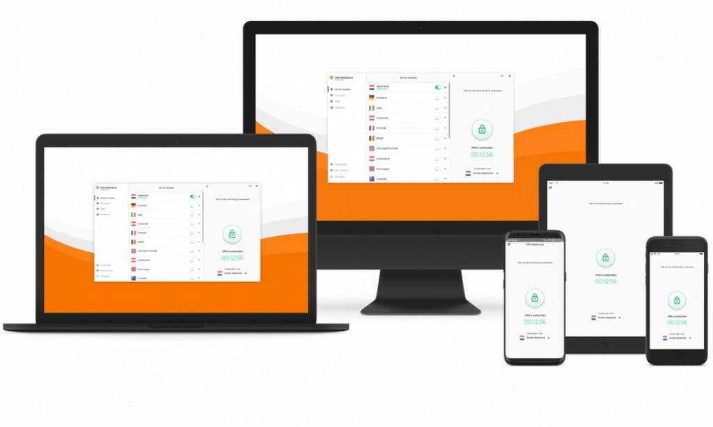 VPN Nederland Clients