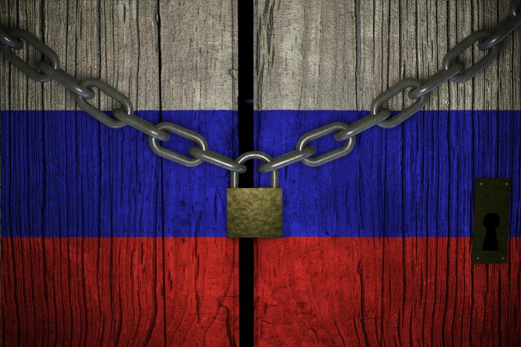 Censura della Russia