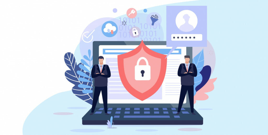 A good VPN provides privacy and security