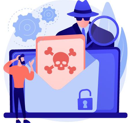 Spyware stiehlt und weiterverkauft Ihre Daten